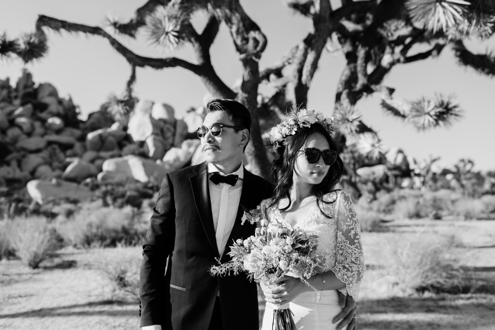 joshua tree elopement photographer